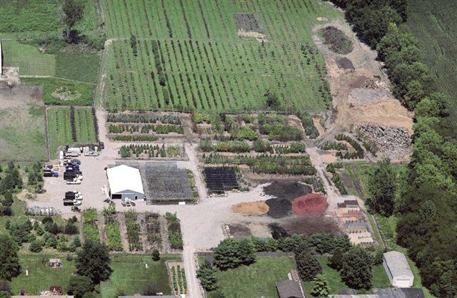 Horning S Landscaping Nursery Han County Indiana